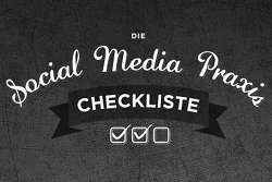 Social Media Marketing Praxis Checkliste Teaser ©_SENF.heinemann